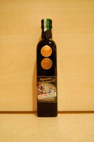 Styryjski olej z pestek dyni